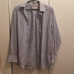Men's Michael Kors Button Up Shirt